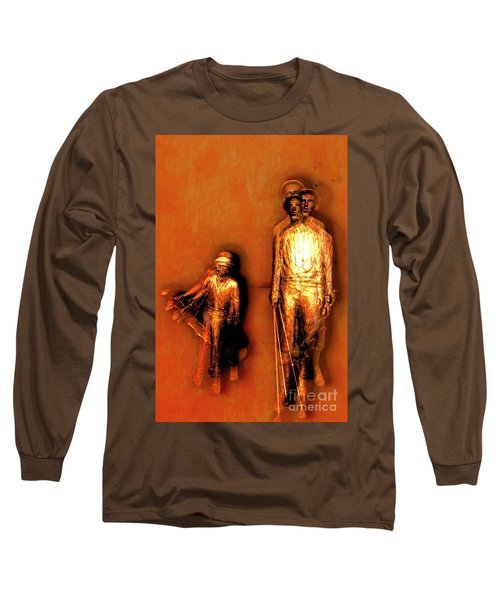 Francis D. Ouimet And Caddy Long Sleeve T-Shirt