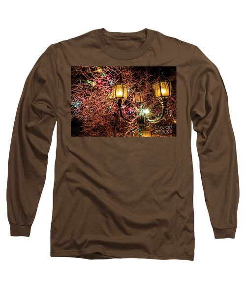 Christmas Lamp Long Sleeve T-Shirt