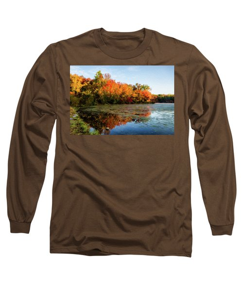 French Creek 15-025 Long Sleeve T-Shirt by Scott McAllister