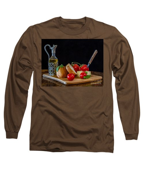 Fresh Appetizers Long Sleeve T-Shirt