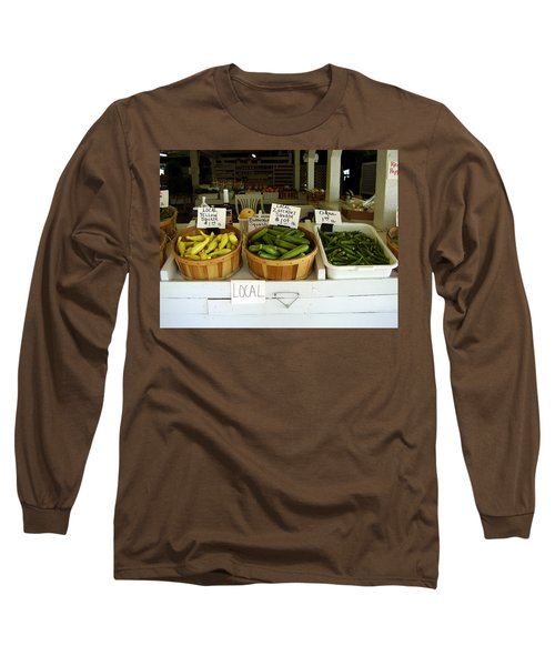Fresh Produce Long Sleeve T-Shirt