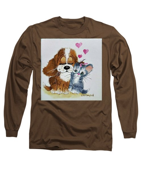 Friends Forever Long Sleeve T-Shirt