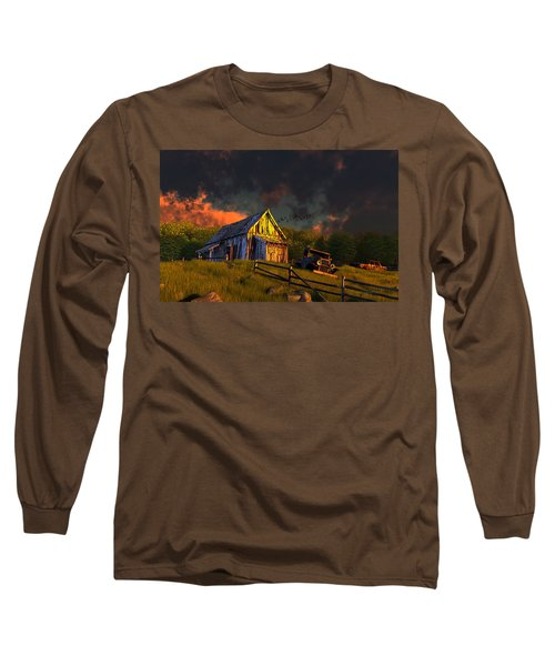 From A Distant Time Long Sleeve T-Shirt