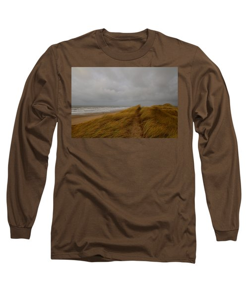 From Dunes To Sea Long Sleeve T-Shirt