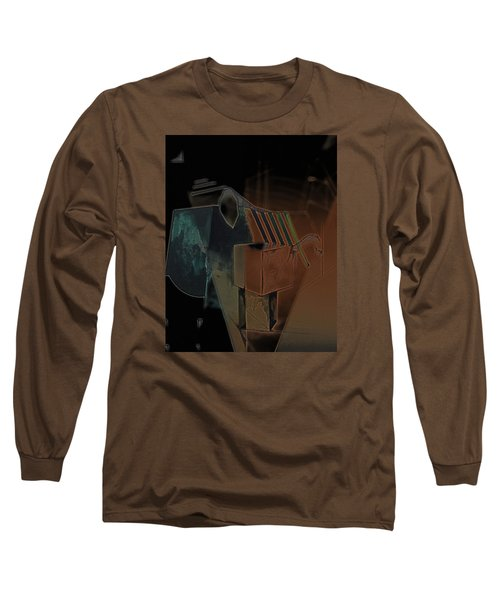 From The Begining Long Sleeve T-Shirt by Roro Rop