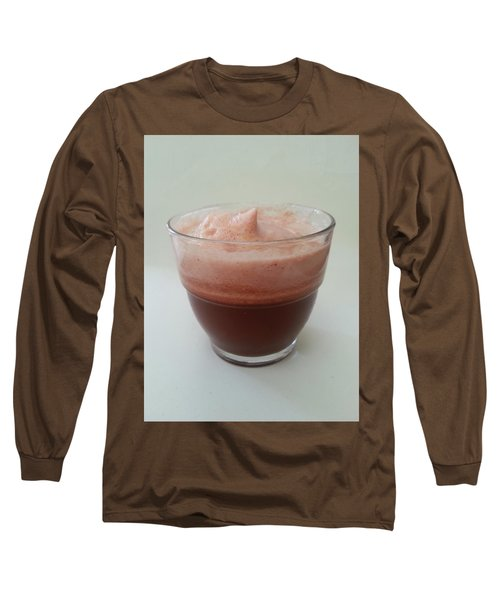 Frothy Delight Long Sleeve T-Shirt
