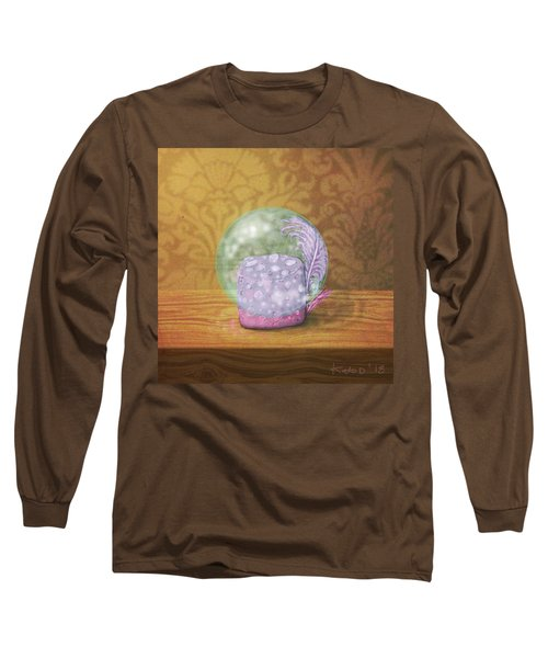 Ftf In A Bubble Long Sleeve T-Shirt