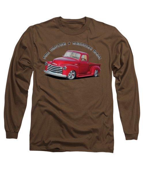 Full Custom Long Sleeve T-Shirt