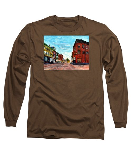 Fuller Building  Long Sleeve T-Shirt