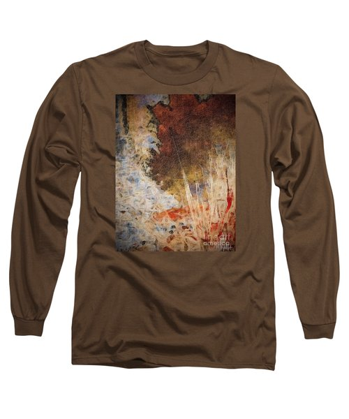 Long Sleeve T-Shirt featuring the photograph Fun By The Lake by William Wyckoff