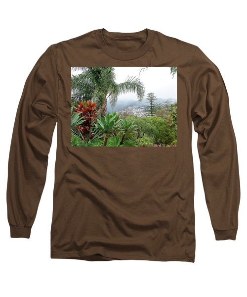 Funchal Maderia Long Sleeve T-Shirt