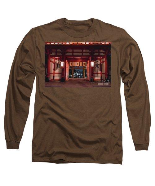 Fushimi Inari Taisha, Kyoto Japan 2 Long Sleeve T-Shirt