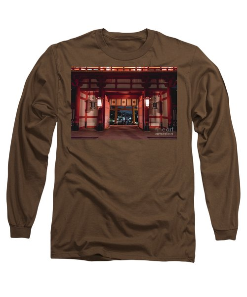 Fushimi Inari Taisha, Kyoto Japan 2 Long Sleeve T-Shirt