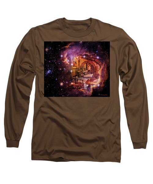 Galaxy Quest Long Sleeve T-Shirt by Kathy Kelly
