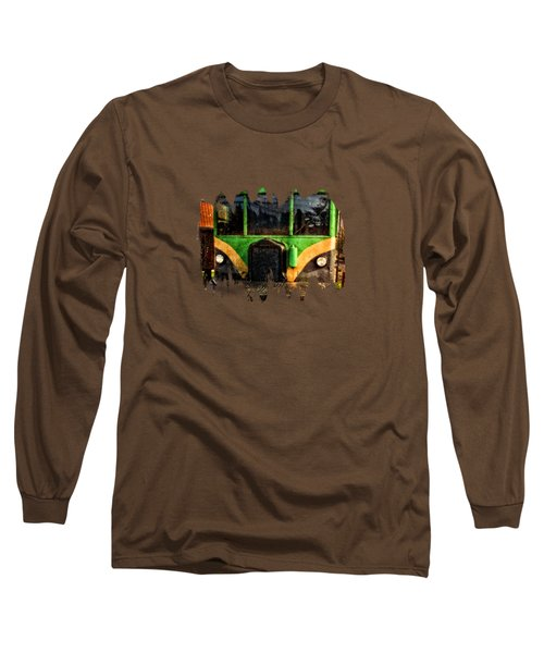 Galloping Goose Long Sleeve T-Shirt by Thom Zehrfeld