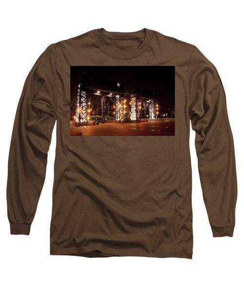 Gantry Nights Long Sleeve T-Shirt