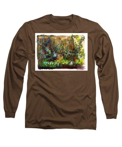 Garden Fence Long Sleeve T-Shirt