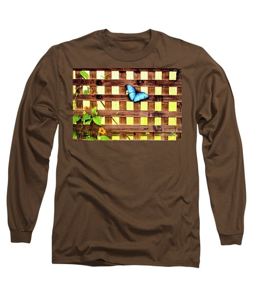 Garden Fence Long Sleeve T-Shirt
