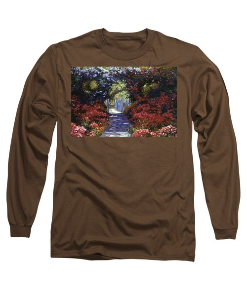 Garden For Dreamers Long Sleeve T-Shirt