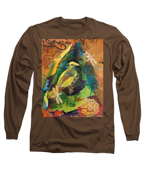 Garden Life Long Sleeve T-Shirt by Buff Holtman