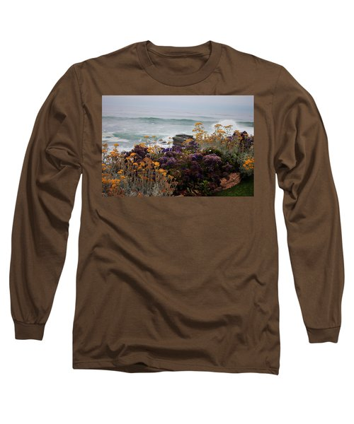Garden View Long Sleeve T-Shirt by Ivete Basso Photography