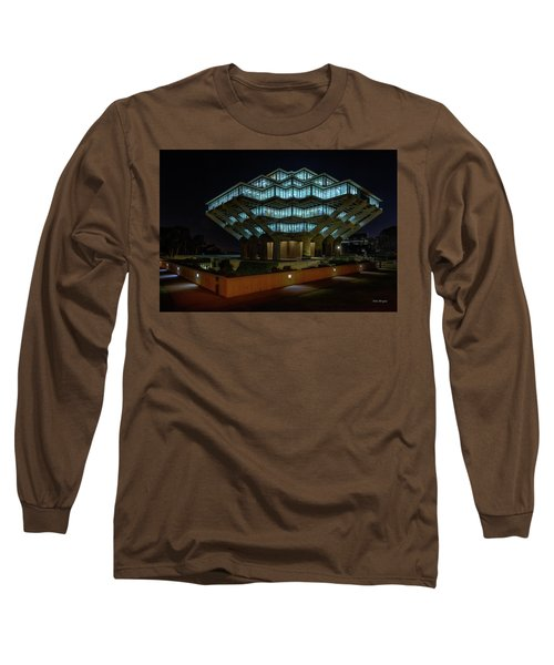 Gemstone In Concrete Long Sleeve T-Shirt