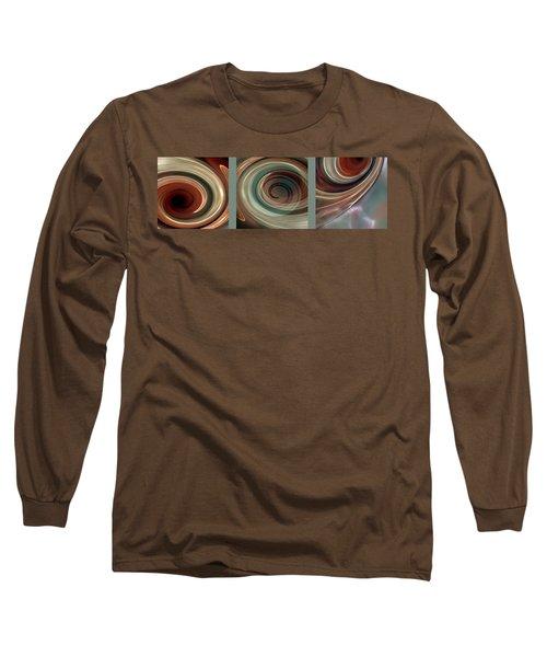 Genesis Triptychon Long Sleeve T-Shirt