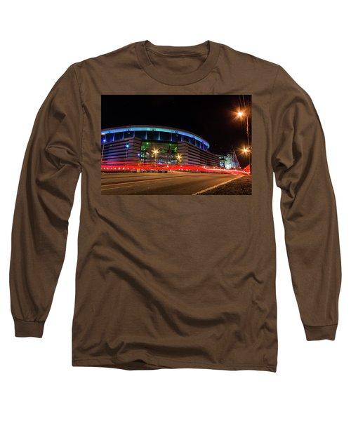 Georgia Dome Long Sleeve T-Shirt