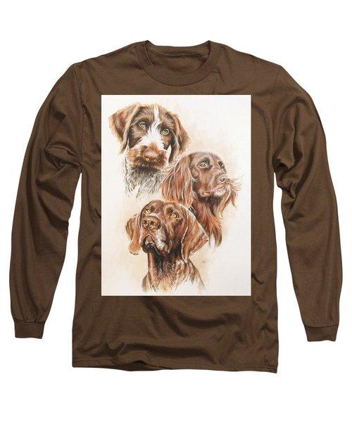German Pointer Long Sleeve T-Shirt