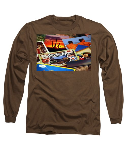 Get Your Kicks... Long Sleeve T-Shirt