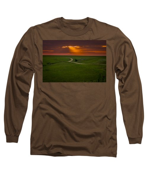 Getting Late Long Sleeve T-Shirt