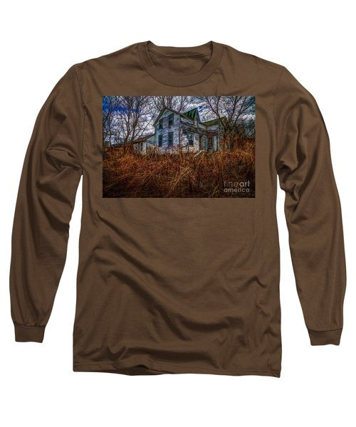 Ghosts Of The Past Long Sleeve T-Shirt