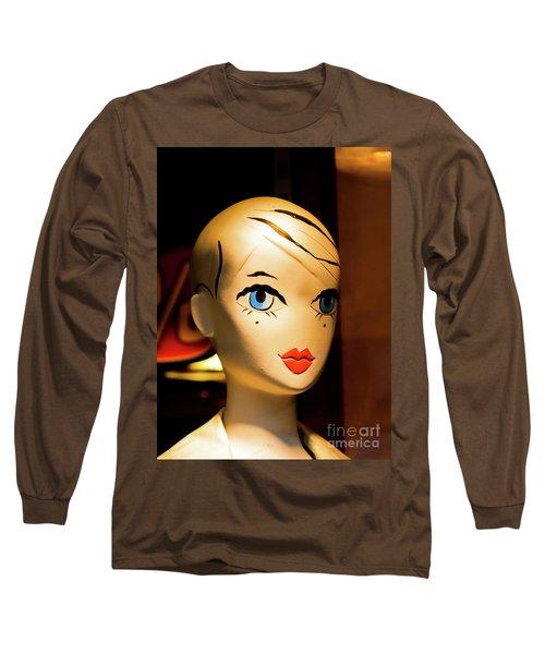 Girl_04 Long Sleeve T-Shirt