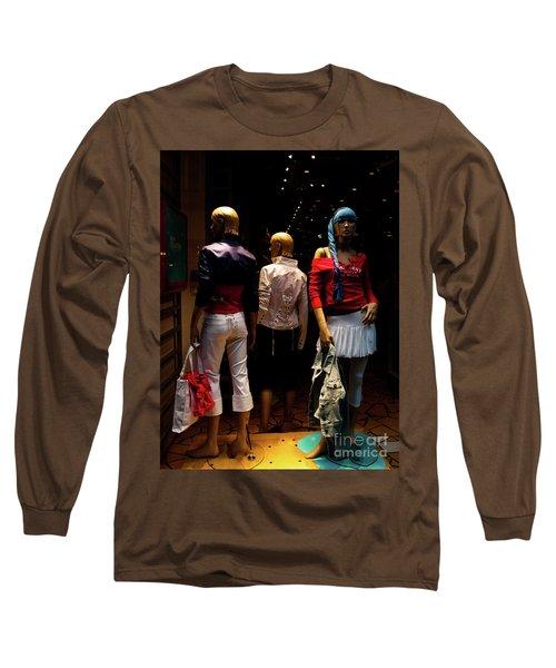 Girls_01 Long Sleeve T-Shirt