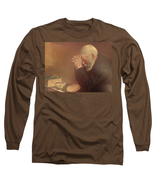 Long Sleeve T-Shirt featuring the photograph Give Us This Day by Tina M Wenger
