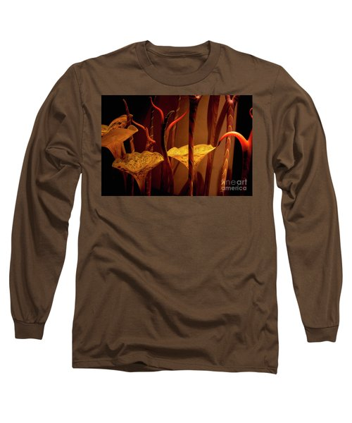 Glass Art Long Sleeve T-Shirt by Ivete Basso Photography
