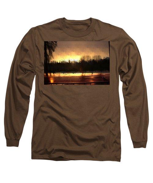 Glassy Dawn Long Sleeve T-Shirt