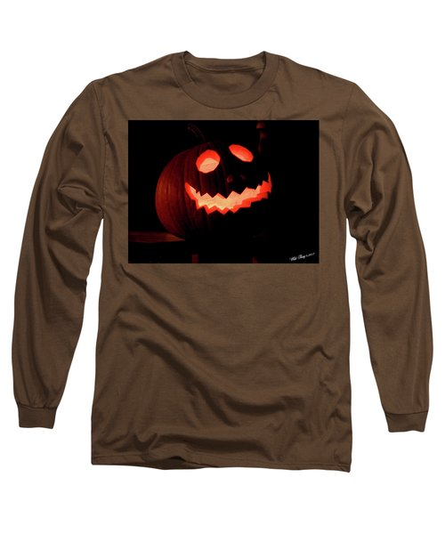 Gleaming Smile Long Sleeve T-Shirt