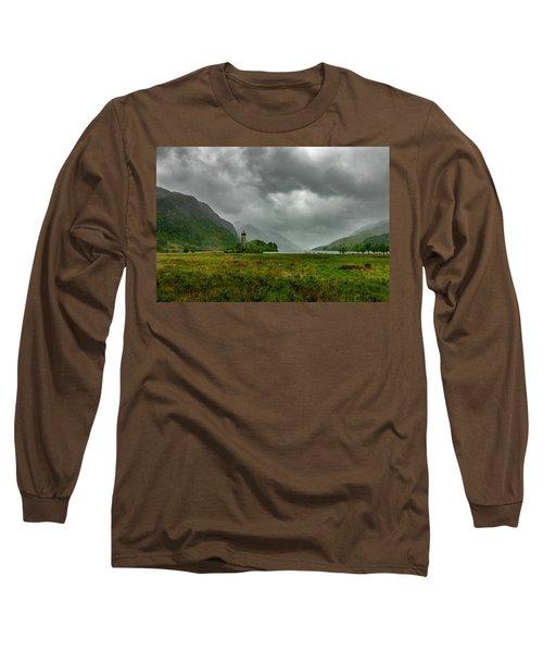 Glencoe, Scotland Long Sleeve T-Shirt
