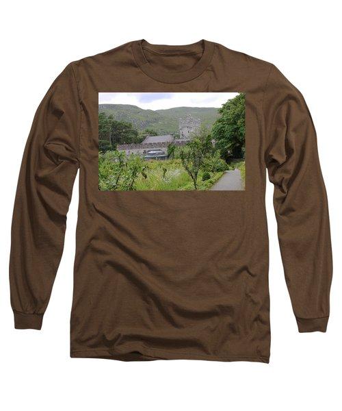 Glenveagh Castle Gardens 4287 Long Sleeve T-Shirt