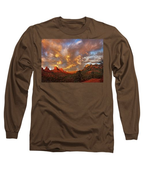 Gloria In Excelsis Deo Long Sleeve T-Shirt