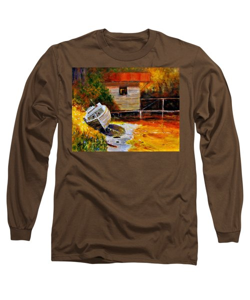 Glowing Light.. Long Sleeve T-Shirt