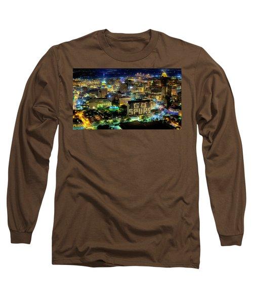 Go Spurs Long Sleeve T-Shirt