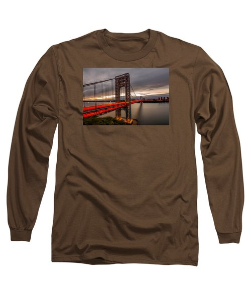 Long Sleeve T-Shirt featuring the photograph Gods Light  by Anthony Fields