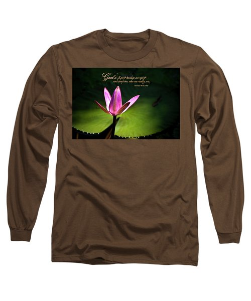 God's Spirit Long Sleeve T-Shirt