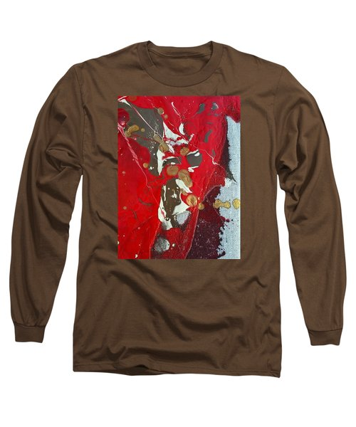 gold inhaling Jaffar Long Sleeve T-Shirt