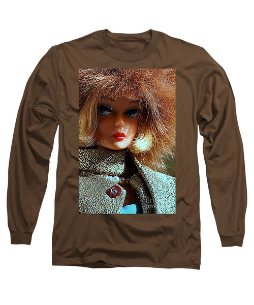 Gold N Glamour Long Sleeve T-Shirt