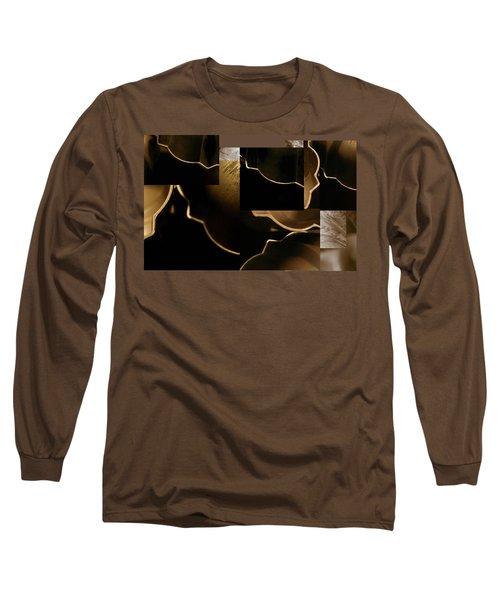 Golden Curves - Long Sleeve T-Shirt
