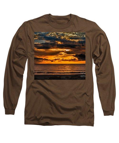 Golden Dawn Long Sleeve T-Shirt