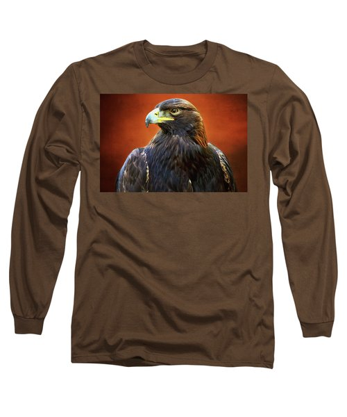 Golden Eagle Long Sleeve T-Shirt
